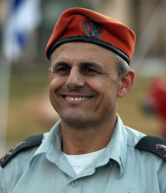 יצחק גרשון אלוף פיקוד העורף לשעבר  (צילום: תומריקו)