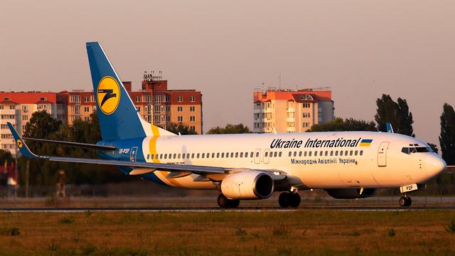 מטוס בואינג איראן אוקראינה התרסקות התרסק טהרן (צילום: shutterstock)