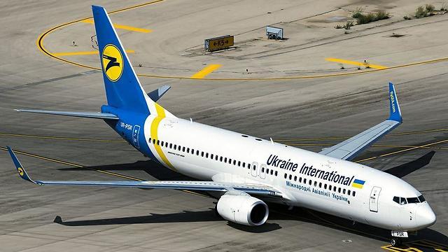 Разбившийся самолет три недели назад побывал в Бен-Гурионе. Фото: Идо Вехтель