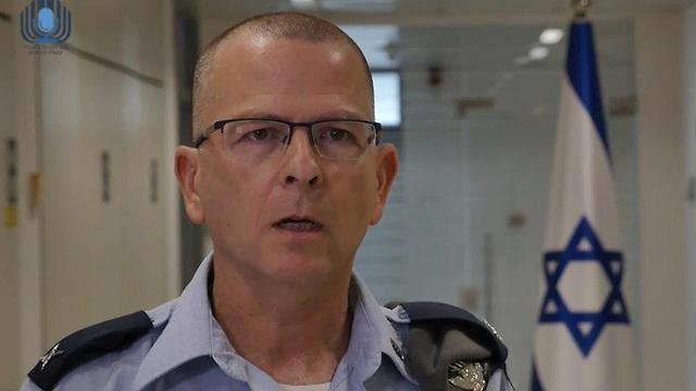 תת אלוף יניב רותם (צילום: אגף דוברות והסברה, משרד הביטחון)