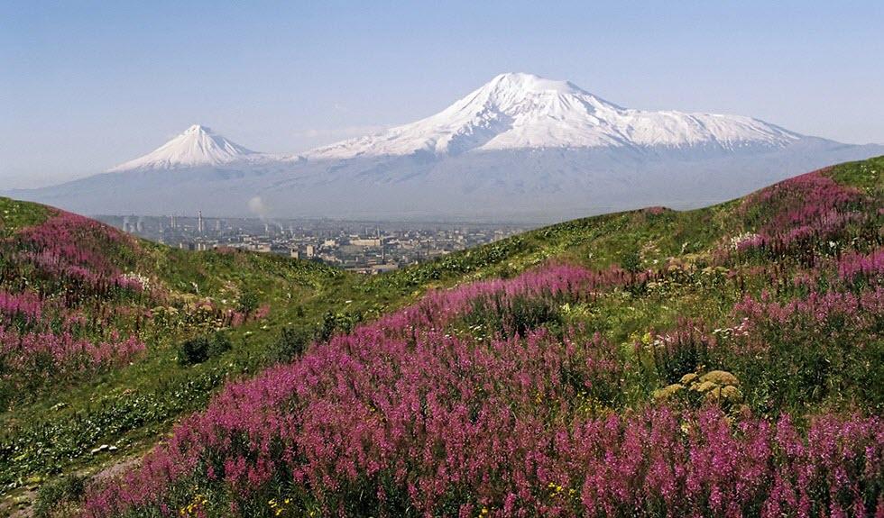 רק שעתיים טיסה מאיתנו נמצאת ארמניה היפה.  (צילום: shutterstock)