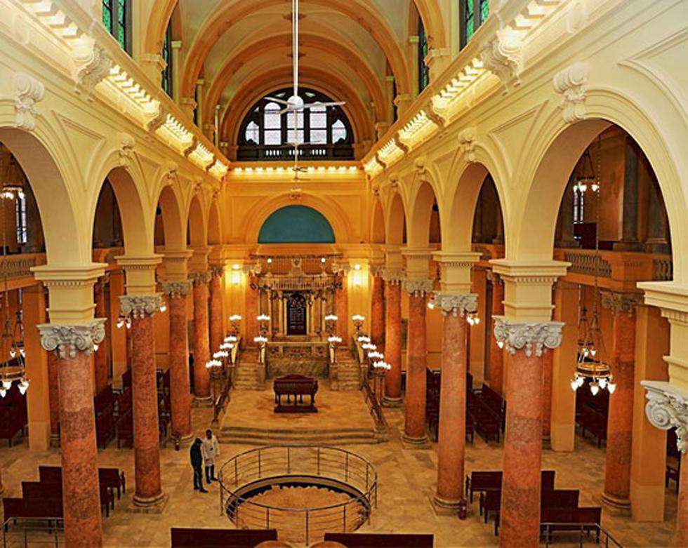 בית הכנסת אליהו הנביא במצרים ()