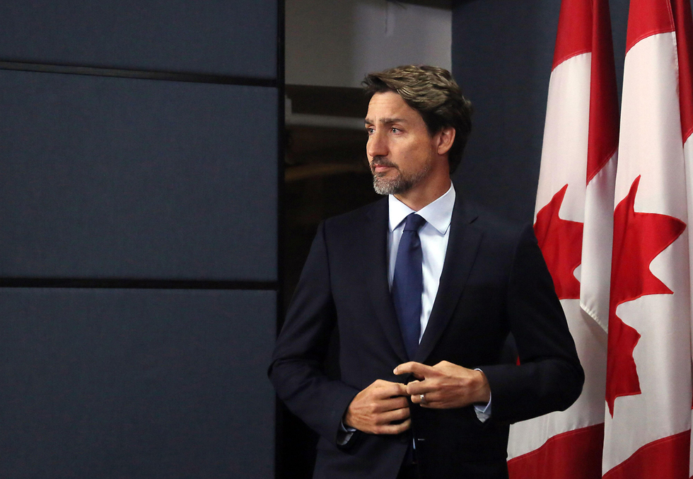 ג'סטין טרודו (צילום: AFP)