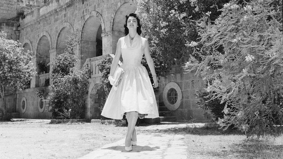 מלכת היופי של ירושלים: הסיפור מאחורי התמונה