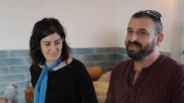 אלאור ומור לוי (צילום: ניצן דרור)