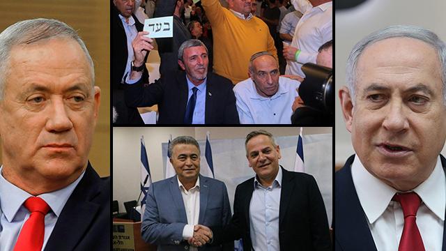 Выборы-2020 в лицах. Фото: Алекс Коломойский, AFP, Ярив Кац, Моти Кимхи