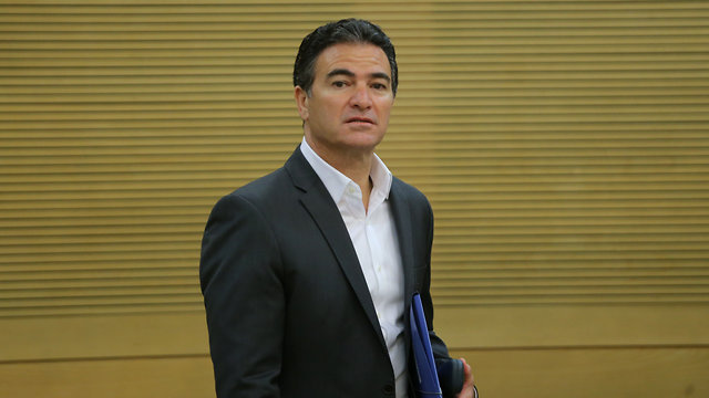 יוסי כהן ראש המוסד (צילום: אלכס קולומויסקי)