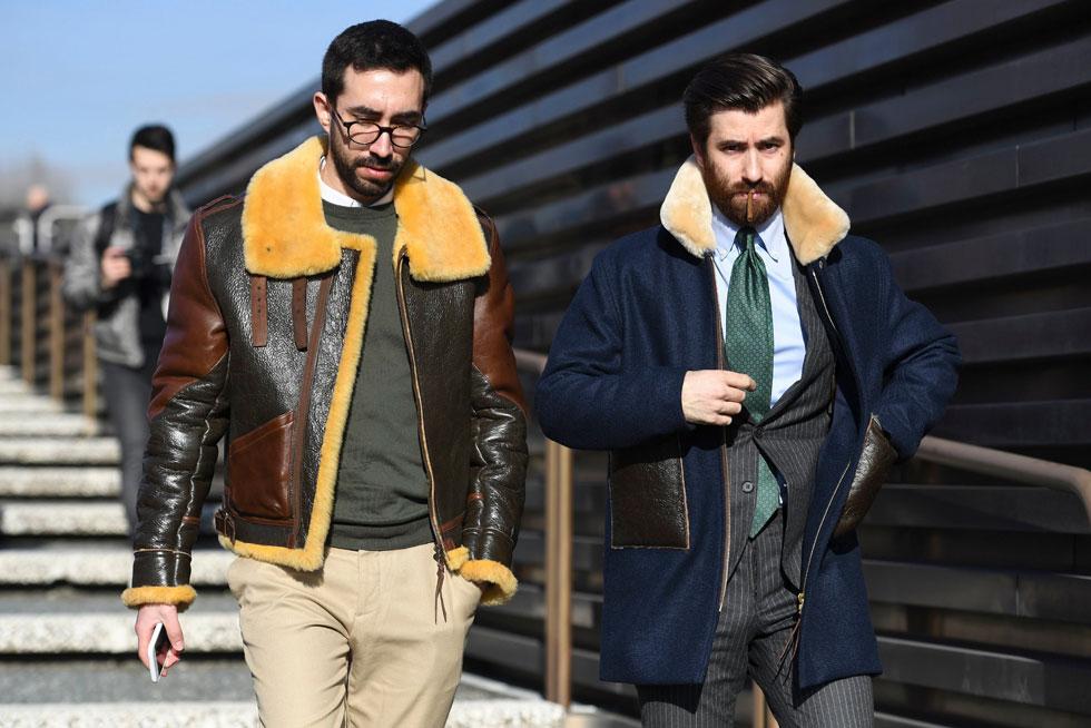 יריד האופנה Pitti Uomo, המתקיים בפירנצה בין שבוע האופנה לגברים בלונדון לזה במילאנו, הפך בשנים האחרונות לזירה החשובה בענף ומותגים מסוימים כבר בוחרים לעבור להציג בו, כמו לדוגמה, ז'יל סנדר. היריד מאגד את הגברים האופנתיים ביותר בסצנה, שמציגים אופנה עכשווית של גברים אמיתיים (צילום: rex/asap creative)
