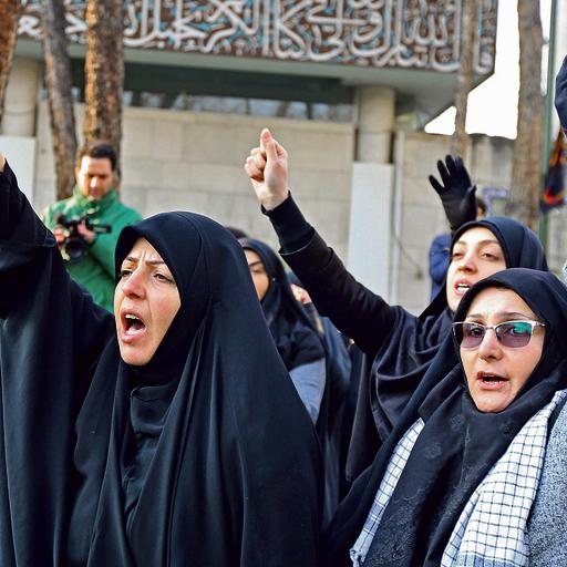 נשים באיראן. מעמד חסר תקווה   צילום: איי-אף-פי