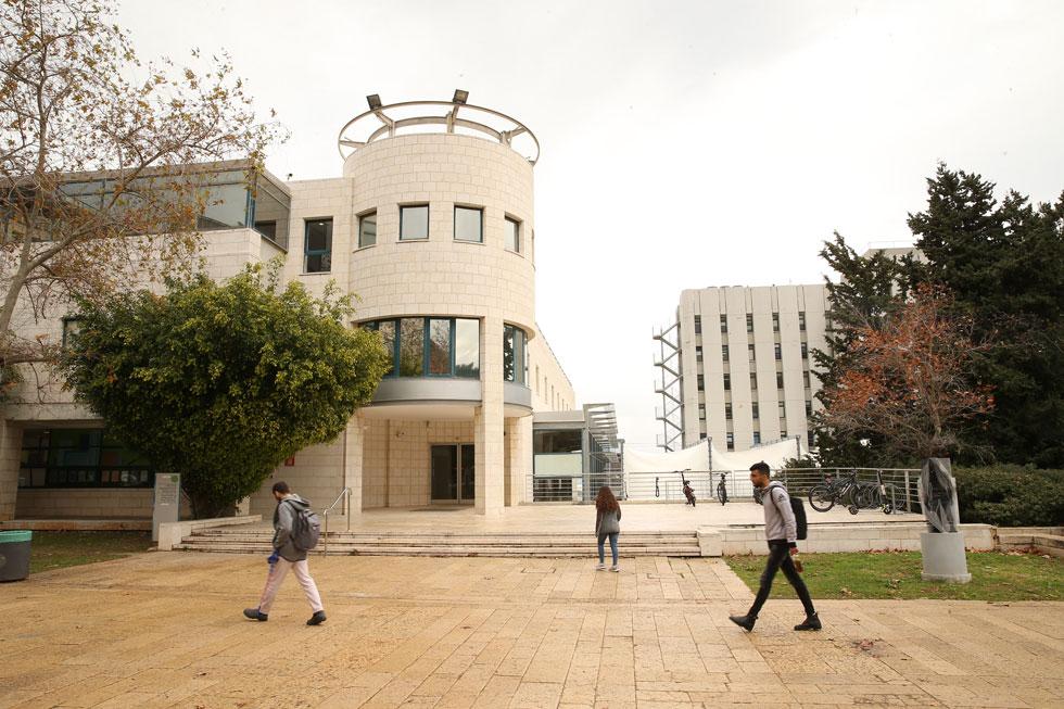 הפקולטה לאדריכלות בטכניון. בין הקורסים: סטודיו רובוטי, התמקדות בחיפה, וסדנאות בכל רחבי העולם (צילום: אלעד גרשגורן)