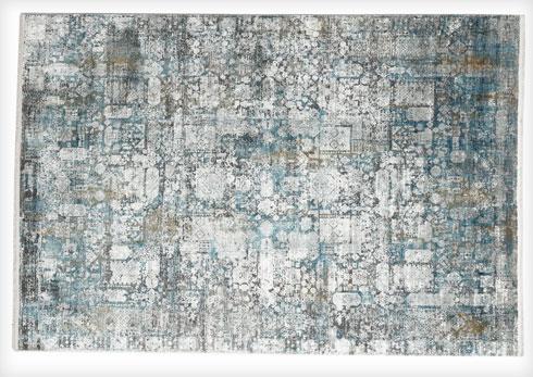 שטיח מקולקציית רנסנס. הקולקציה עוצבה בהשראת שטיחי קיר ובדי הברוקרד המפוארים  (צילום: כרמל פלור דיזיין)