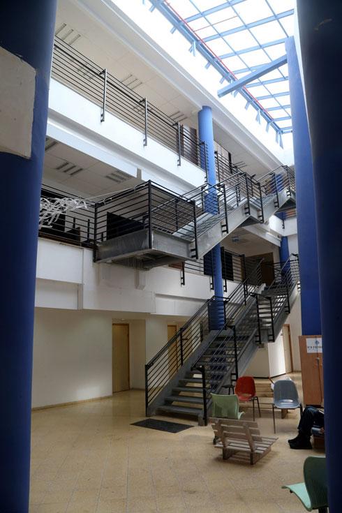 ביה''ס מבפנים. קורסים באדריכלות דיגיטלית ופרמטרית (צילום: יריב כץ)