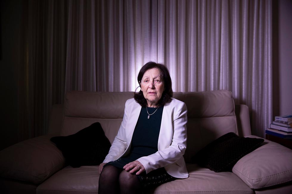 מרתה וייס ניצולת שואה אושוויץ (צילום: AP)