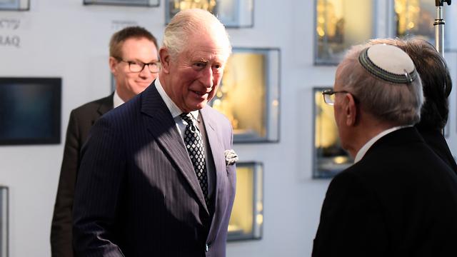 הנסיך צ'ארלס (צילום: שלו שלום)