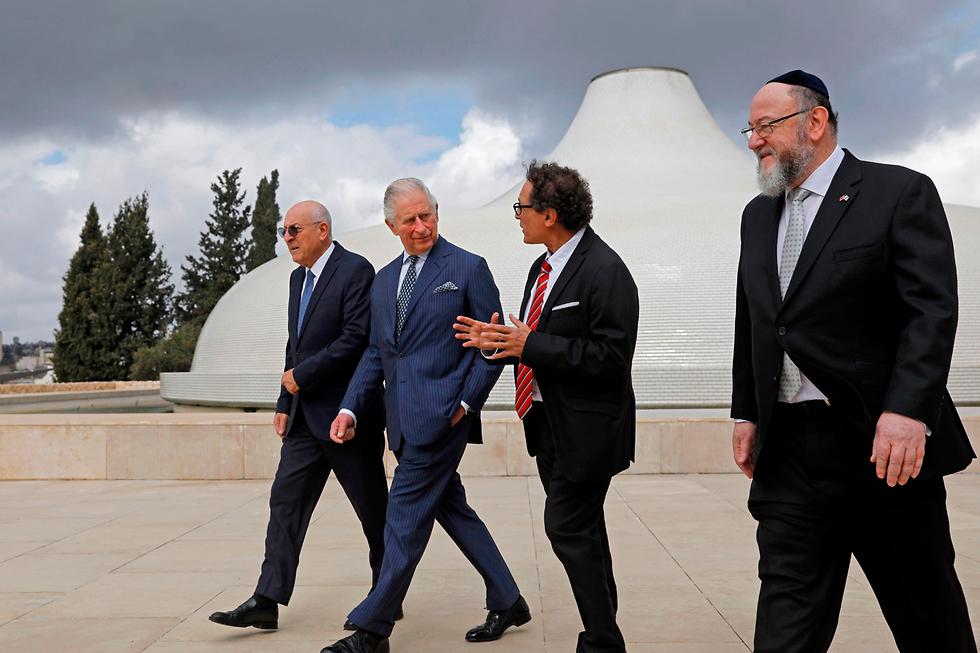 הנסיך צ'ארלס (צילום: AFP)