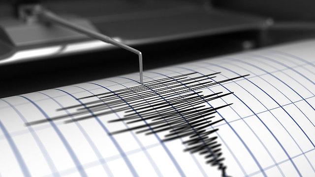 ססמוגרף רעידת אדמה (צילום: shutterstock)