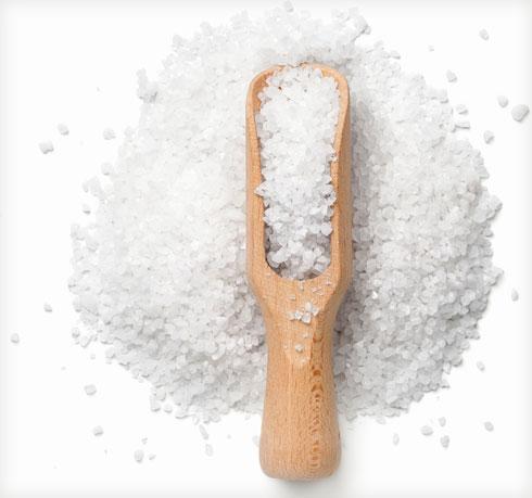 ריכוז המלח הגבוה מושך את הנוזלים אל מחוץ לתאים, וכך מנקה את תעלות האף ומקל על הנשימה (צילום: Shutterstock)