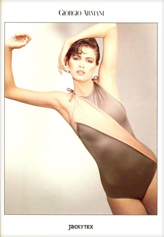 ג'יה הלכה לעולמה בשנת 1986, כמעט בחשאי. בקמפיין של ג'ורג'יו ארמאני
