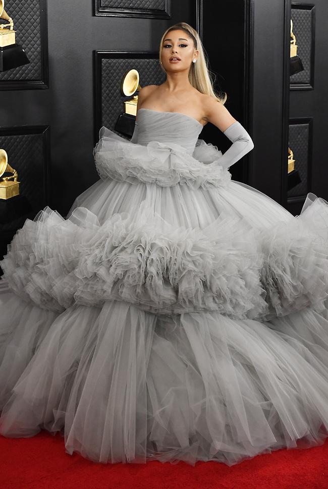 אריאנה גרנדה  (צילום: Getty Images)