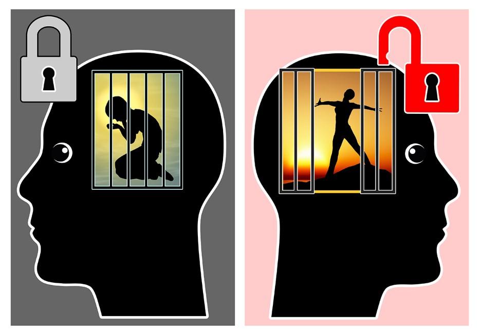 לצאת מהמחשבות השליליות ולנוע קדימה (צילום: shutterstock)