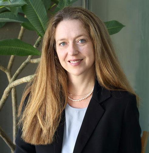 ד''ר דנה מרגלית, מ''מ ראש המחלקה לאדריכלות בויצו חיפה. יחס יותר חם (צילום: תמר קרוון)
