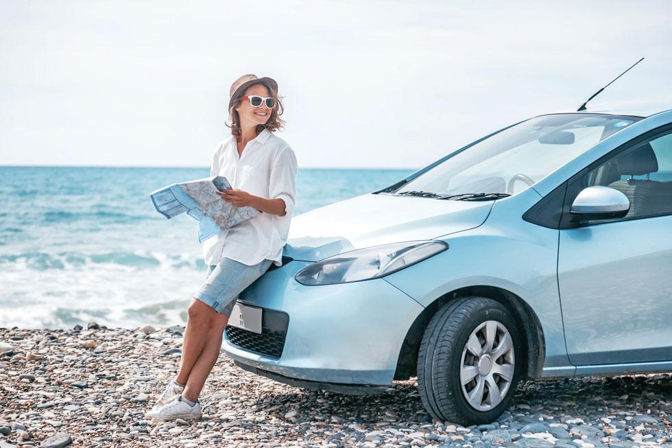 תוספת של סכום לא גדול תבטיח לכם מכונית מרווחת, נוחה ובטוחה  (צילום: Shutterstock)