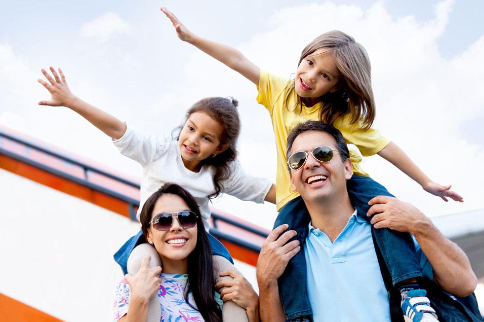 טיול חסכוני לא מסתכם בטיסה זולה. צריך לראות את התמונה המלאה  (צילום: Shutterstock)