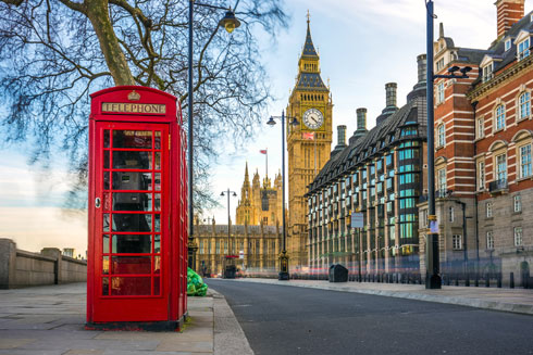 בין היקרות. לונדון  (צילום: Shutterstock)