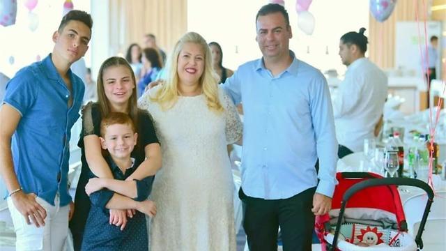 משפחת ודל (צילום: אלבום פרטי)