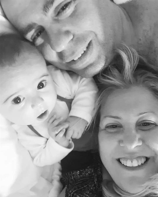 הלידה של רומי עשתה טוב למשפחה (צילום: אלבום פרטי)