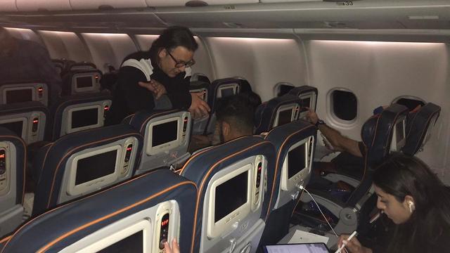 ישראלים עוכבו בשדה התעופה במוסקבה ()