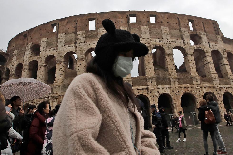 Туристы в Риме. Фото: AP