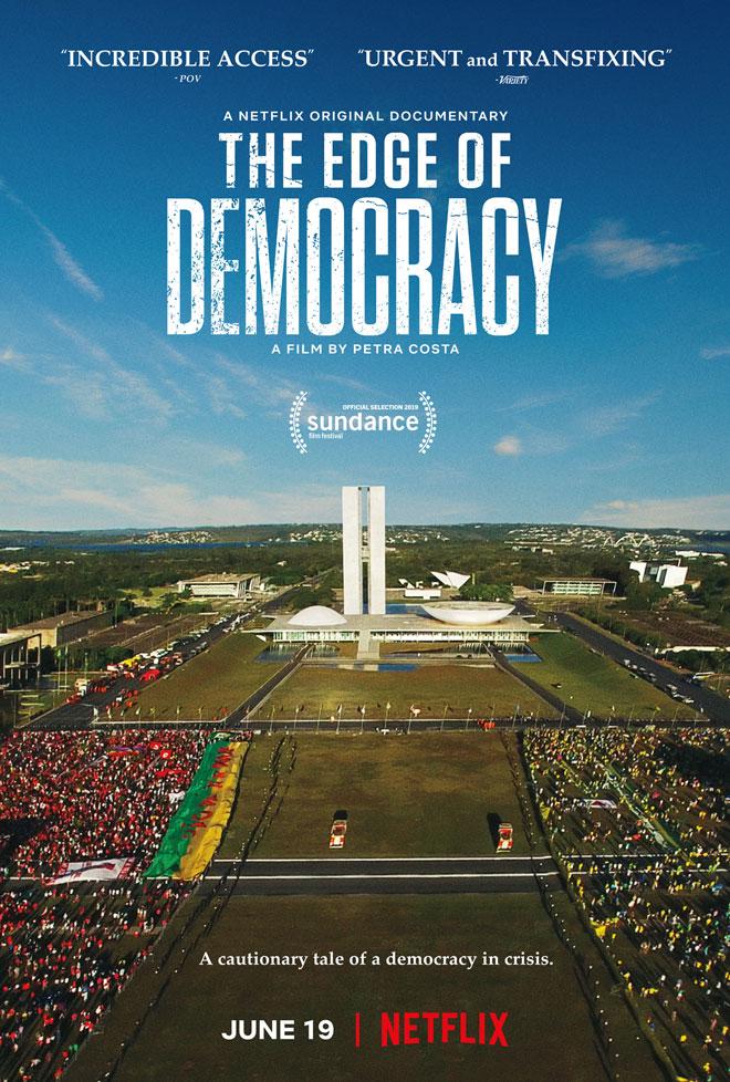 בקצה הדמוקרטיה. במקרה הזה, ברזיל