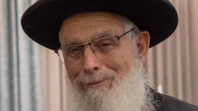 יעקב אריאל (צילום: יואב דודקביץ  )