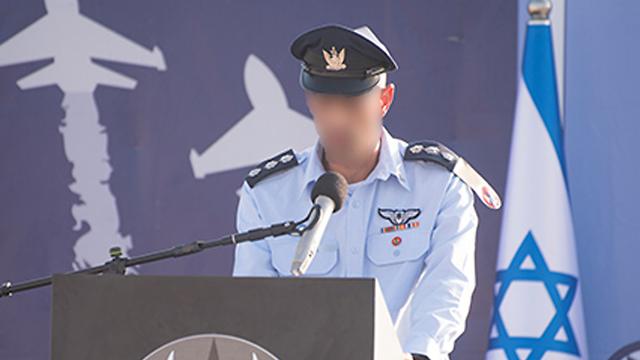 אלוף משנה ע' (צילום: קורל דביר, דו