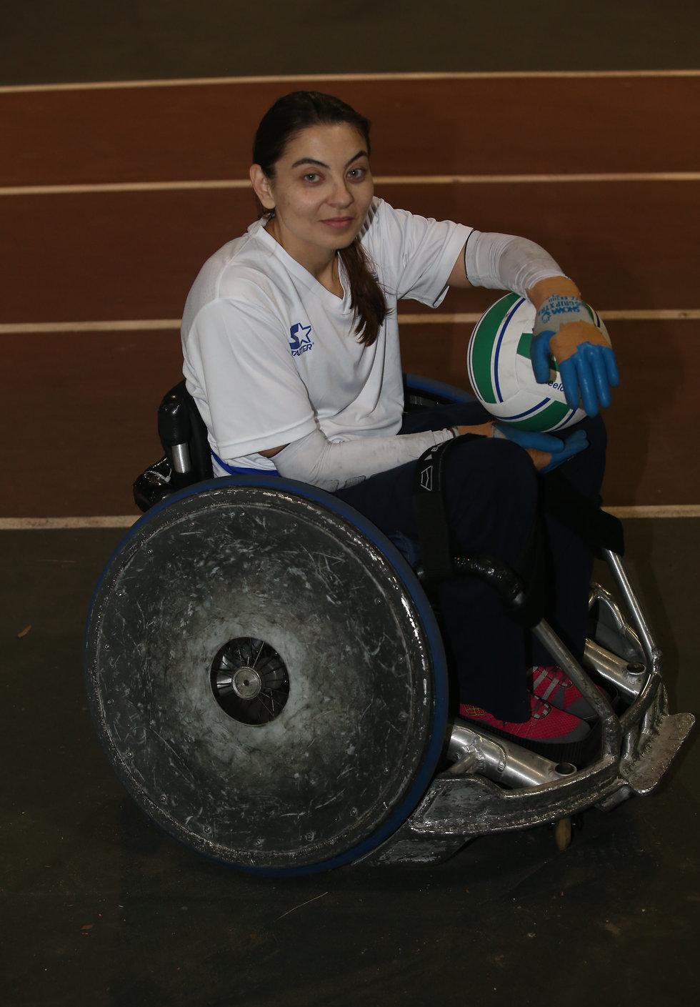 דיאנה שנייר (צילום: אורן אהרוני)