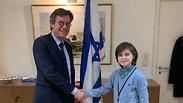 צילום: שגרירות ישראל בבלגיה