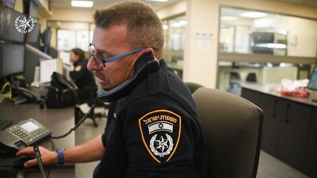 Диспетчерская полиции. Фото: пресс-служба полиции
