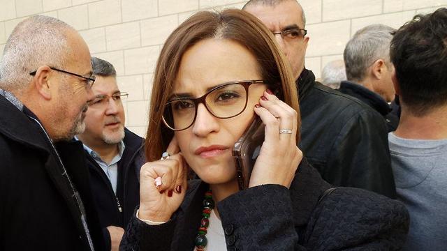 היבא יזבק לאחר החלטת העליון לאשר לה את ההתמודדות בבחירות 2020 (צילום: עידו ארז)