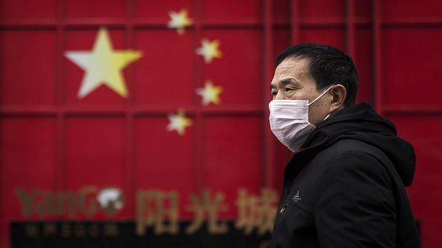 ווהאן סין נגיף וירוס קורונה (צילום: gettyimages)