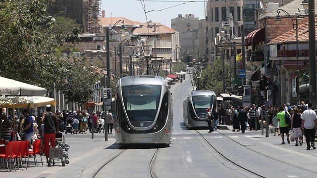 ירושלים (צילום: אלכס קולומויסקי)