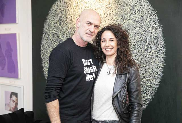 Моти Райф и Яэль Лави. Фото: пресс-служба