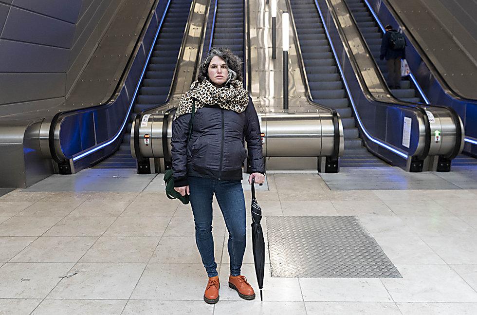 מאיה מליץ (צילום: שלו שלום)