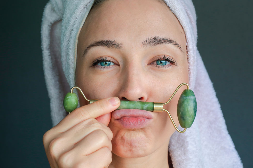 לגלגל רק מהפנים החוצה (צילום: Shutterstock)
