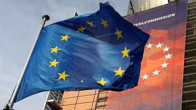 דגל האיחוד האירופי (צילום: רויטרס)