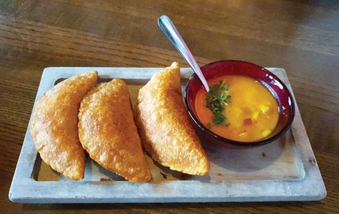 המסעדה המקסיקנית  (צילום: צביקה בורג)