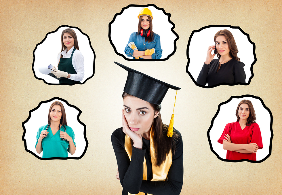 חיפוש מקום עבודה אחרי תואר אקדמי (צילום: Shutterstock)