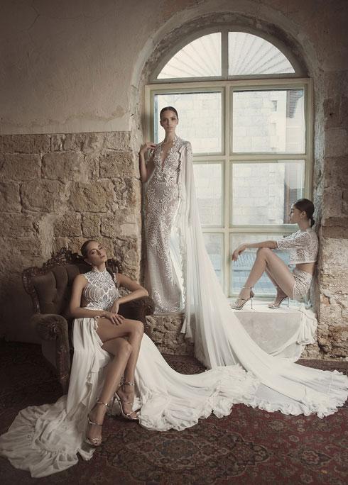 דרור קונטנטו. 70 אחוז הנחה על שמלות כלה ושמלות ערב מקולקציות קודמות  (צילום: דביר כחלון)
