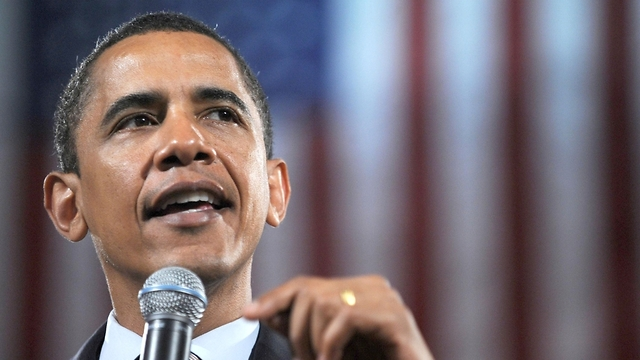 ברק אובמה שנולד בשיקגו (צילום: Shutterstock)