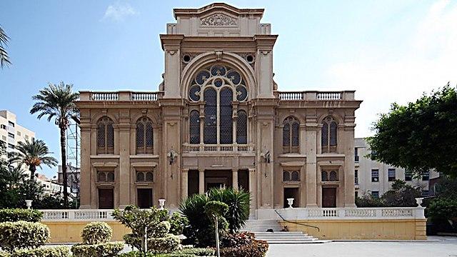 בית הכנסת אליהו הנביא (צילום: רולנד אונגר)